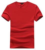 纯色文化衫