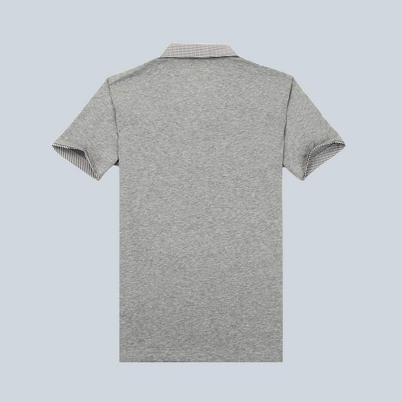 男士时尚潮款t恤衫设计制作 印制logo标识