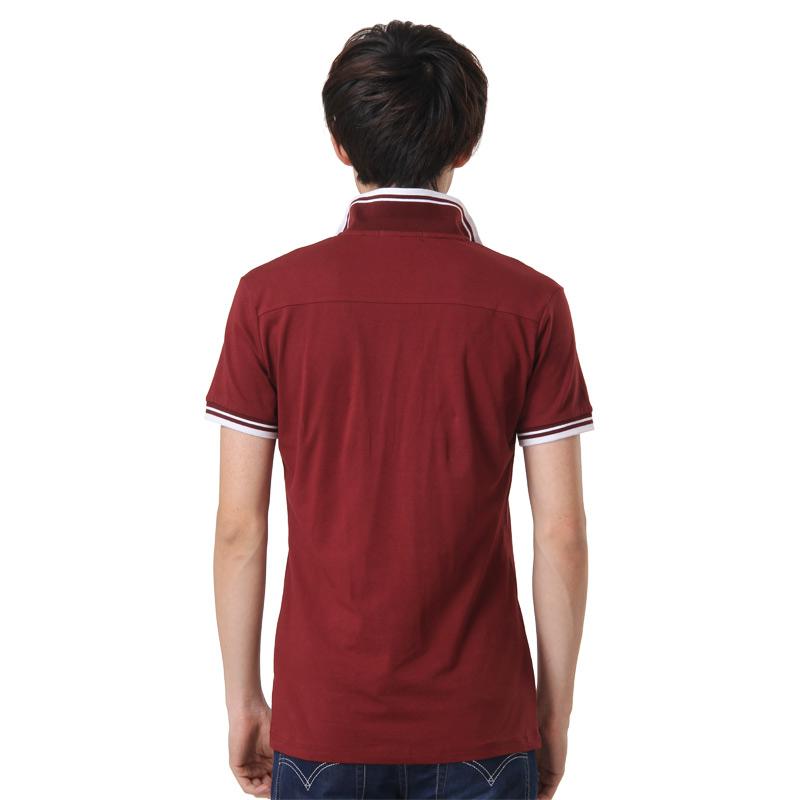 纯色t恤背面 图片素材