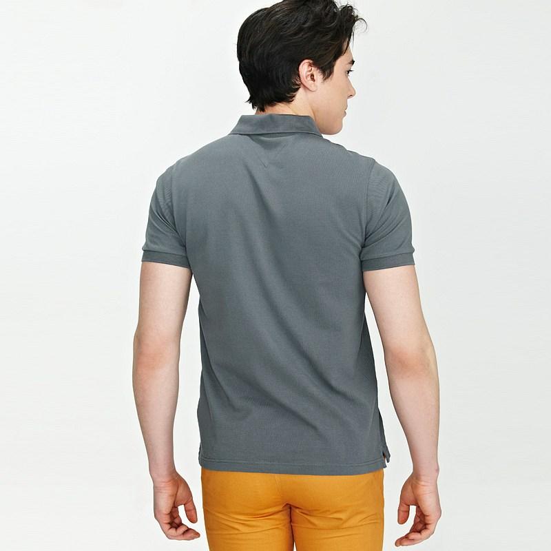 t恤衫正背手绘款式图