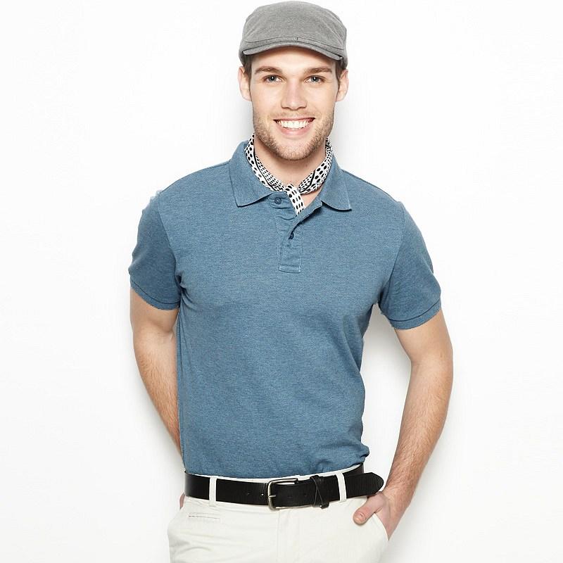 短袖男款POLO衫