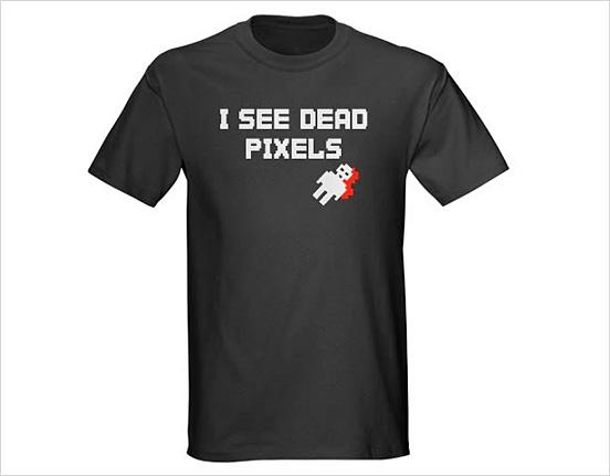 15款网页设计师的创意T恤衫图案