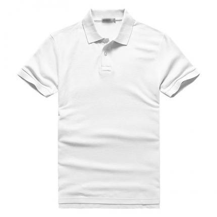 > 【定制】白色广告t恤衫定制加工 免费设计寄样